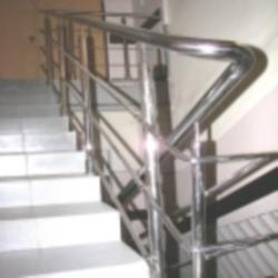 AISI 304 stainless steel handrails