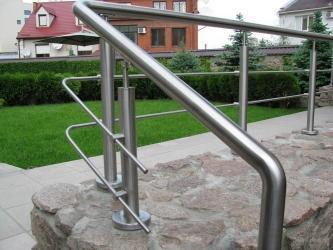 stainless steel pipes for handrail