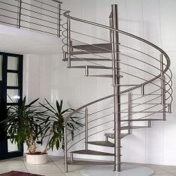 Stainless steel railings and handrails